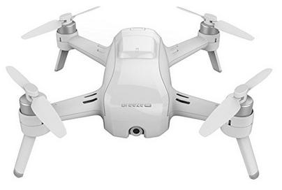 Yuneec Breeze Cheap selfie drone