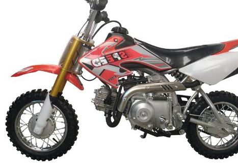 700cc Dirt Bike kids