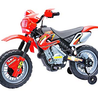 Aosom 6V kids ride electric Motocross