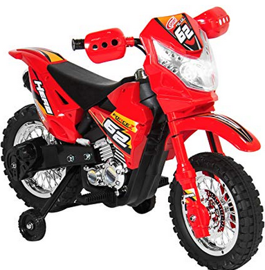 Fun Wheels 6V Battery Powered Dirt Bike