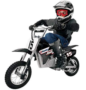 Razor MX400 electric dirt rocket bike