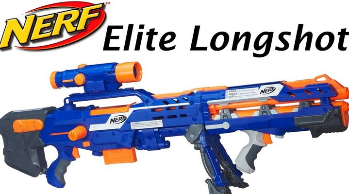 Nerf N-Strike Elite Long Shot CS-6