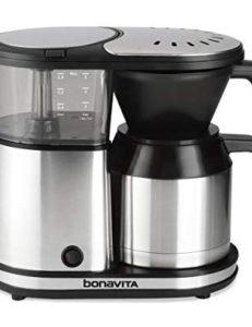 BONAVITA 5-CUP BV1500TS FEATURING