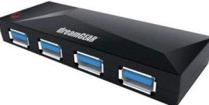 DREAM GEAR UNIVERSAL 4-PORT USB 3.0