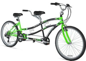 PFIFF-COMPAGNO 26-INCH TANDEM BICYCLE