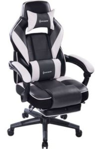 Massage High-back Racing Style Gaming Chair
