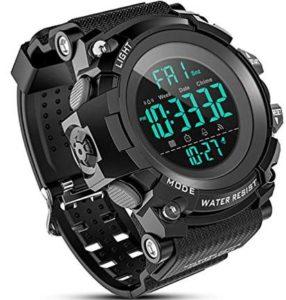 Men's Digital Sports watch Waterproof Military Watch