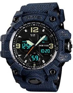 SKMEI men's Sports watch Chronograph and date