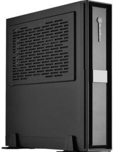 Silver stone ML08B-mITX case