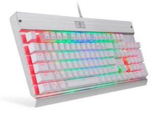 White Mechanical Gaming Keyboards