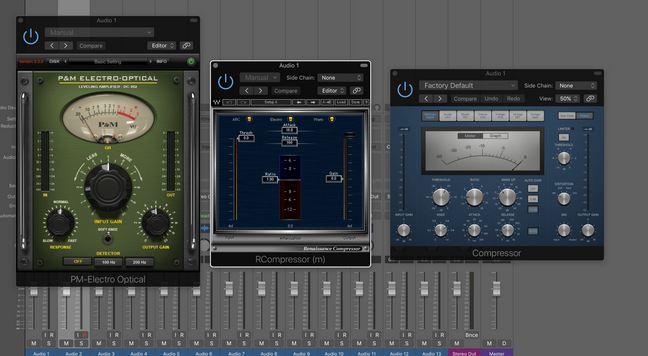 best audio compressor