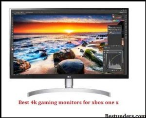 best 4k gaming monitors for xbox one x