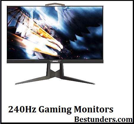 240Hz Gaming Monitors