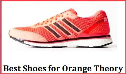 10 Best Shoes for Orangetheory Fitness