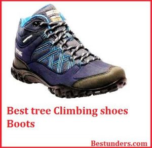 best tree climbing shoes boots