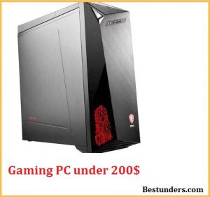 gaming pc under 200