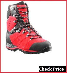 wesco tree climbing boots