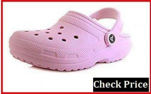 crocs classic fuzz lined womens clogs journeys