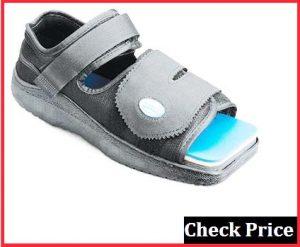 darco shoe with peg assist