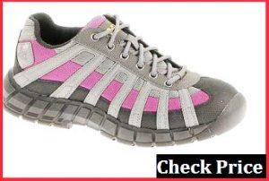 Caterpillar Women's steel toe shoe