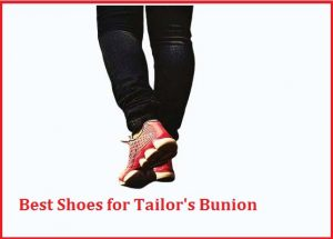 best shoes for tailor's bunion