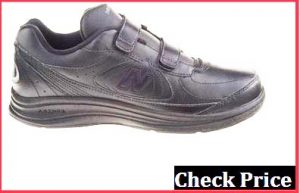 new balance 577 velcro walking shoes mens