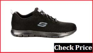 skechers for work womens ghenter bronaugh work shoe