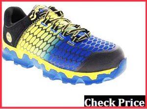 timberland pro powertrain sport alloy toe work shoe