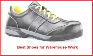 10 Best Shoes For Warehouse Work