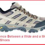 What's the Difference Between a Wide and a Medium Sized Shoes?
