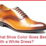 What Shoe Color Goes Best With a White Dress?