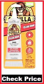 gorilla glue clear review