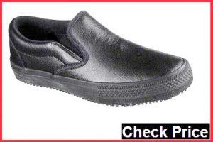 skechers mens work shoes steel toe boot