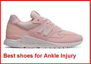 best shoes for ankle injury