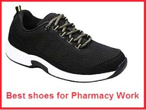 Best shoes for pharmacy work