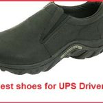 Top 7 Best Shoes for UPS Drivers 2021 - Reviews & Buying Guide