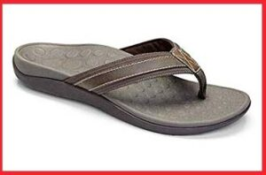 best mens flip flops with arch support